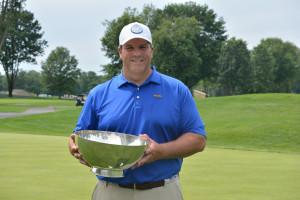 Wire-to-Wire Winner; Gregg Angelillo Conquers 63rd Pre-Senior Championship