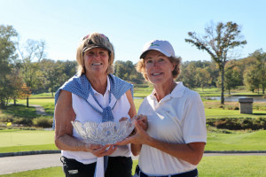 Rafter and Fenton Wins 9th Women's Four-Ball Championship at Fiddler's Elbow Country Club