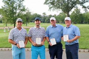 Scozzari, Wiggins and Varano, Amole Co-Medal at U.S. Amateur Four-Ball Qualifier