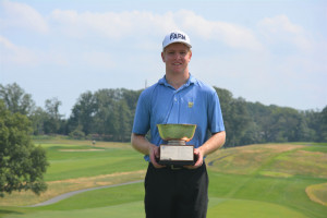 Dean Greyserman Collects Second W.Y. Dear Junior Championship Title on Wednesday at Essex County CC