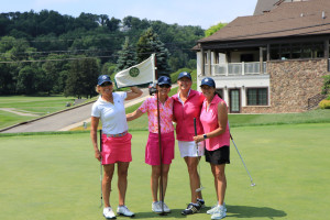 Inaugural Women's Golf Day a Success at Spring Brook Country Club