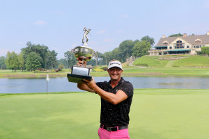 Tyler Hall Earns Third Open Title at 101st Open Championship at Spring Brook Country Club