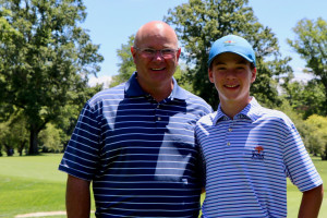 Pasternak Sets Course Record, Leads Boys Championship; Three Share Lead at Junior Girls' at Cobblestone Creek