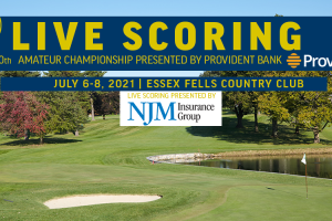 Live Scoring - 120th Amateur Presented by Provident Bank