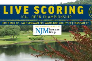 Live Scoring - 101st Open Qualifying at Forsgate CC