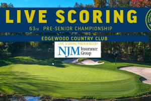 Live Scoring - 63rd Pre-Senior Championship at Edgewood CC