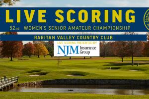 Live Scoring - 52nd Women's Senior Amateur Championship at Raritan Valley CC