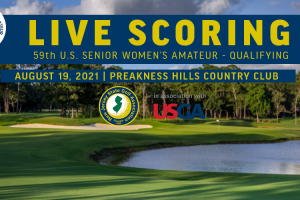 Live Scoring - 59th U.S. Senior Women's Amateur Quailifying