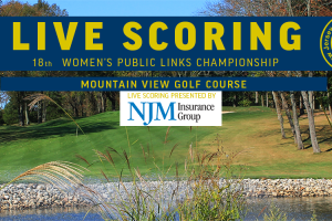 Live Scoring - 18th Women's Public Links Championship at Mountain View GC
