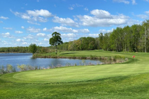 Two teams share medal in Four-Ball Qualifying at Mercer Oaks