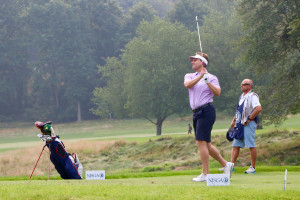Michael Brown Claims Three-Stroke Lead at 101st Open Championship at Spring Brook after Round Two