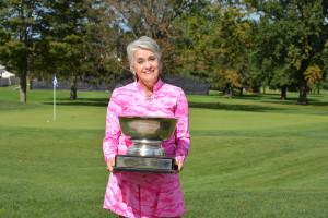 Nancy Cole Prevails to Win 52nd Women's Senior Amateur Championship and Women's Super-Senior Championship