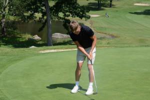 O'Hagan Medals in Open Qualifier at Lake Mohawk Golf Club
