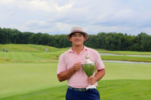 Ryan Lee Shoots Second Round 68, Secures 87th Public Links Championship