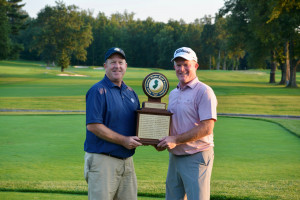 Purcell and Kennedy Repeat as Senior Four Ball Champions