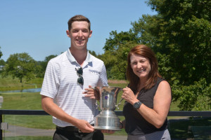 Steenland Mother-Son Duo Win 55th Mixed Pinehurst Championship