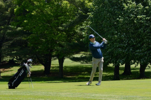 Baltusrol's Wentz leads the way in Mid-Am Qualifier at Metuchen