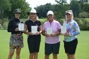 Ruiz Medals, Four Golfers Qualify for U.S. Senior Women's Amateur
