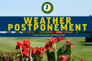 101st Open Qualifying at Forsgate CC - WEATHER ANNOUNCEMENT