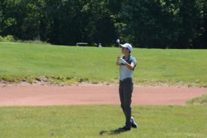 Weaver, Skirkanich, Alcorn Tri-Medal in Amateur Qualifier at Royce Brook