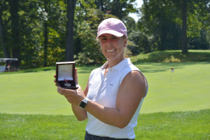 Katrin Wolfe Medals, Six Qualify for U.S. Women's Mid-Am