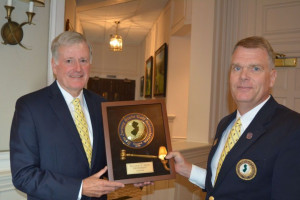 NJSGA Annual Meeting Celebrates Legacy of Paul Samanchik; honors outgoing President Bill Frese