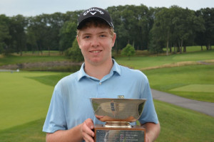 Dean Greyserman wins 98th NJSGA/William Y. Dear Junior Title