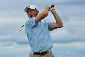 Harcourt holds one-stroke lead heading to final round of 99th Open