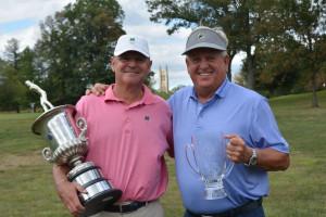 Norm Lewis wins 61st Senior Championship; John O'Malley claims Super-Senior Title