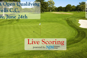 99th Open Championship Qualifying