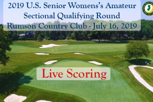 US Senior Women's Amateur Qualifying