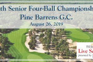 24th Senior Four-Ball Championship Live Scoring