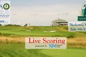118th Amateur Championship Scoring
