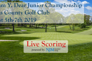 W.Y. Dear Junior Championship Live Scoring