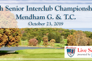 5th Senior Interclub Live Scoring