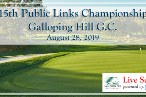 15th Public Links Championship Live Scoring