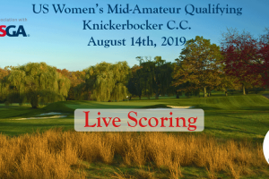 U.S. Women's Mid-Amateur Qualifying Round