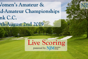 Women's Amateur Match Play Scoring