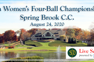 8th Women's Four-Ball Championship Live Scoring
