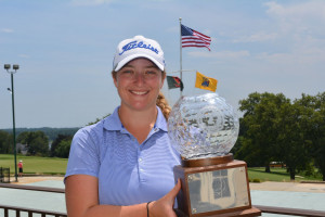 Maertz wins 6th Women's Mid-Am Championship; Sim top seed for Women's Amateur Match Play