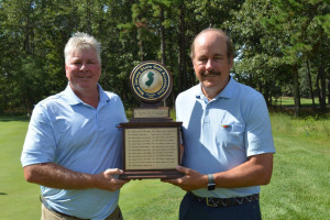 Wirths, Riley win 24th Senior Four-Ball Championship