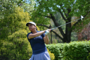 Holmdel's Ganne leads U.S. Women's Open Qualifying after Round 1