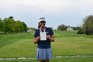 Megha Ganne is medalist; qualifies for 74th U.S. Women's Open