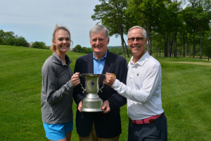 Solan, Boyd team to win 53rd Mixed Pinehurst Championship