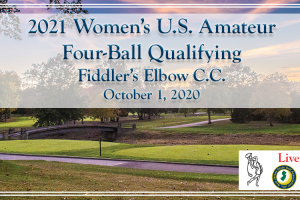 2021 US Women's Four-Ball Qualifying