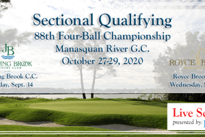 88th Four-Ball Qualifying Live Scoring