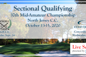37th Mid-Amateur Qualifying Live Scoring
