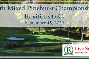 54th Mixed Pinehurst Championship Live Scoring