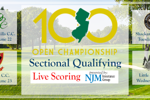 100th Open Championship Qualifying