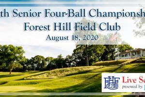 25th Senior Four-Ball Championship Live Scoring